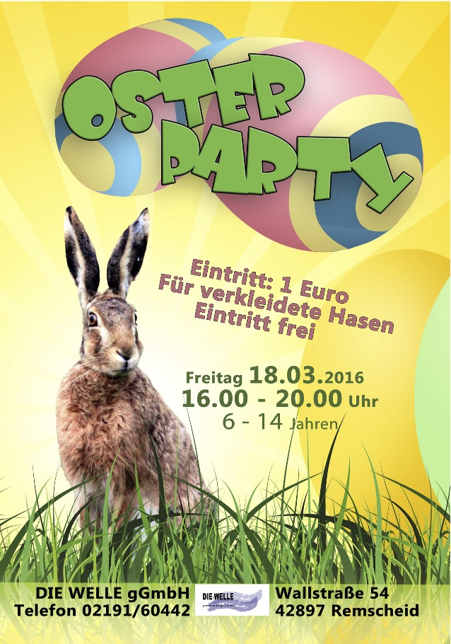 Osterparty 2016